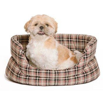 Danish Design Classic Check Slumber Bed Cosy Dog Beds Danish Design Dog Bed