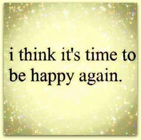 tijd op gelukkig te zijn