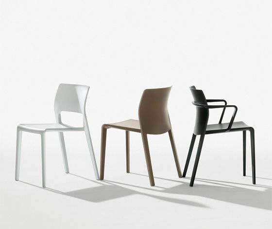 Juno Chair By James Irvine For Arper Plastic Chair Design Chair Design Chair