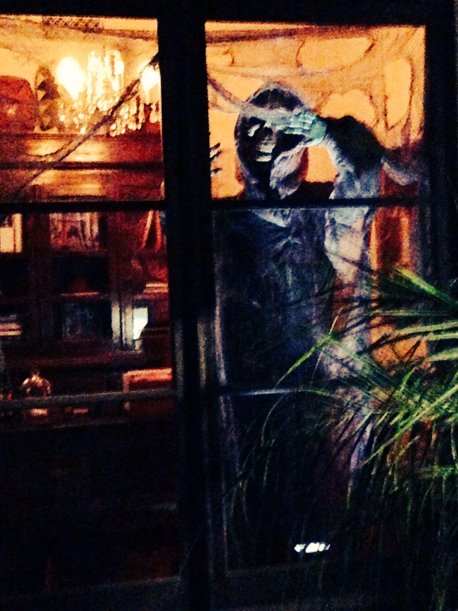 Window Into Halloween Party Debra Terrell Designs Halloween