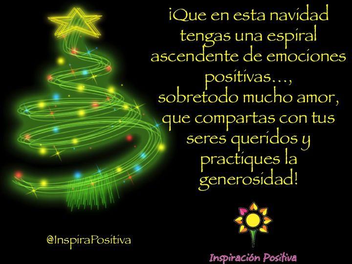 Mis deseos para ti en navidad...