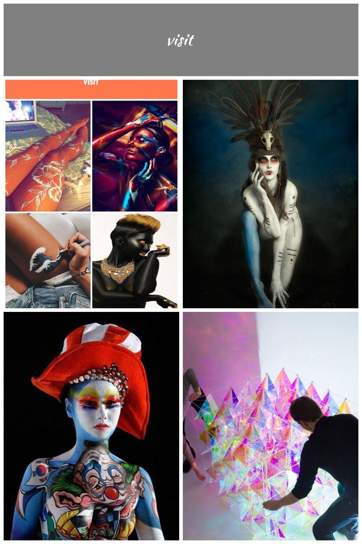 53+ idées de peinture de corps audacieux à essayer Sumcoco Blog #art #blog #Body #Bold #Ide …   – home-cleaning