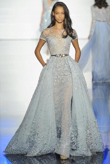 vestidos-alta-costura-zuhair-murad-brillan | boda | Pinterest ...