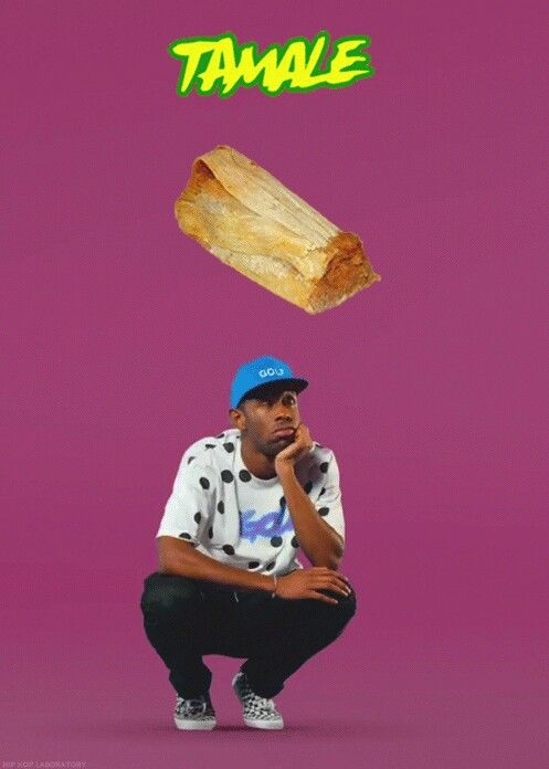 Tamale Tyler, The Creator Tyler the creator tamale