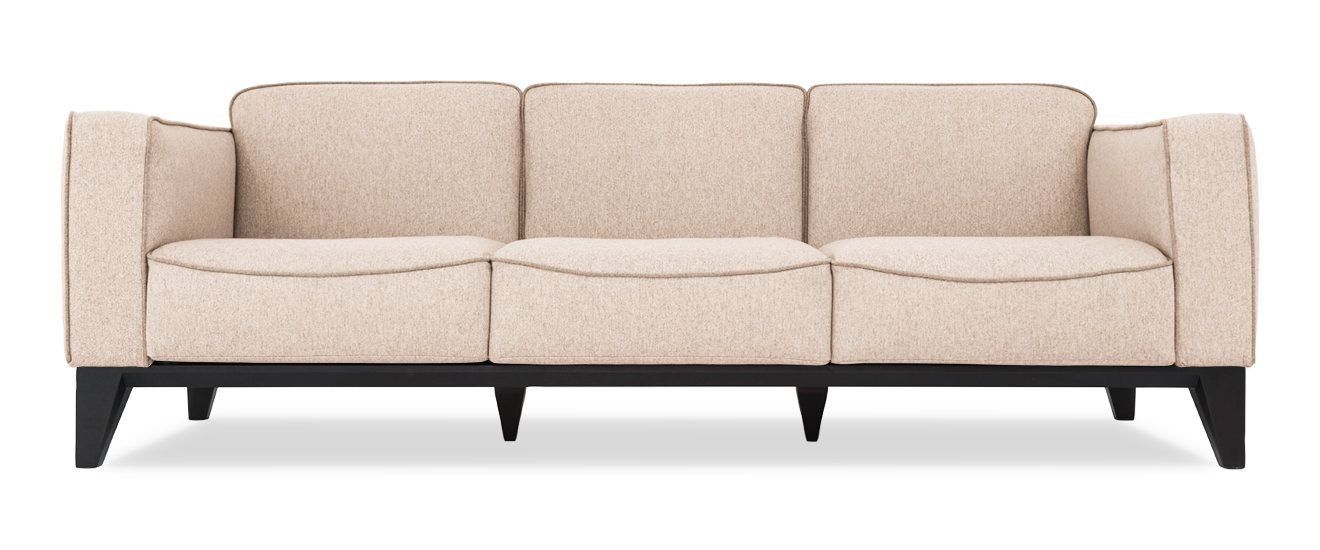 MONDAY MACHT JEDEN TAG ZUM SONNTAG / Klare Formsprache, exzellente - wohnzimmer italienisches design