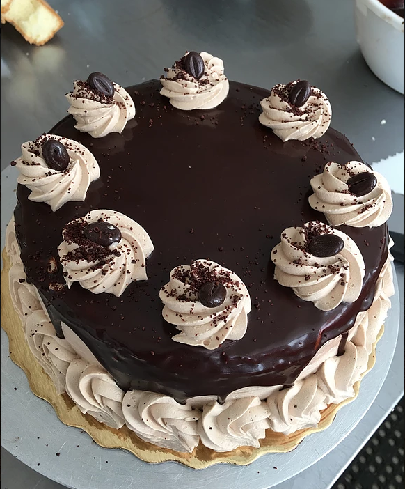 Mocha Cake The Perfect Combination Of Coffee And Chocolate Flavour