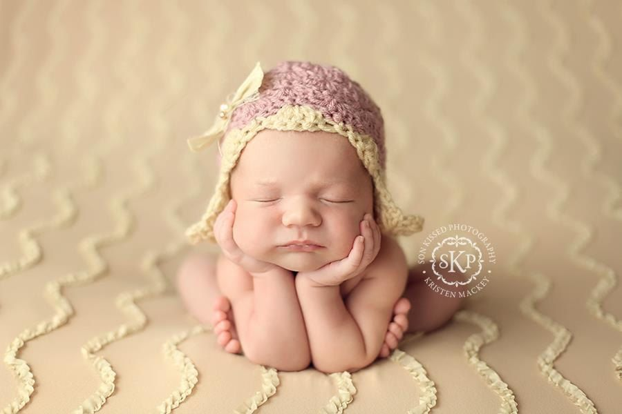 Newborn photography fabric backdrop sarah by rosesandrufflesprops