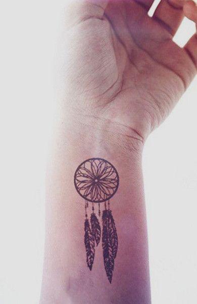 Tatuirovka Lovec Snov Na Ruke Poshuk Google Tatouage Poignet Tatouage Hippie Tatouage