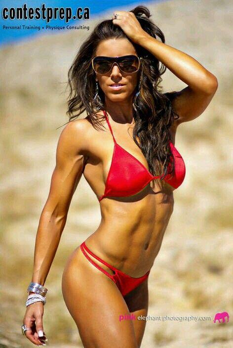 Julie Bonnett Fitness Models Pro Fitness Fitness Inspiration