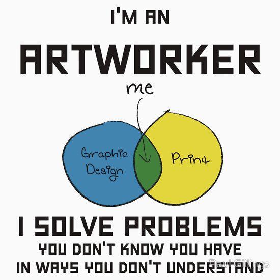 I'm An Artworker