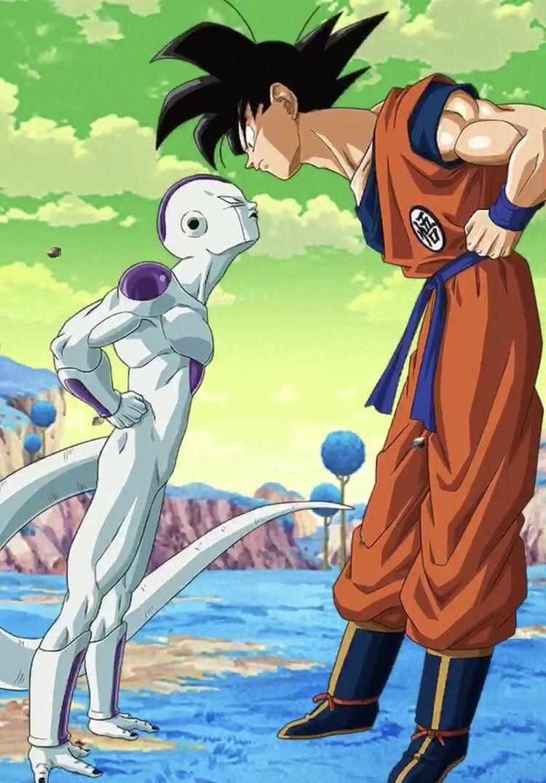 Goku And Frieza Dragon Ball Z Dokkan Battle Wallpaper Dbz Dragon
