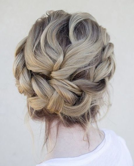 "30 Creative And Unique Wedding Hairstyle Ideas: Pin By Justeen Baron On Design ""editorial Styling"""