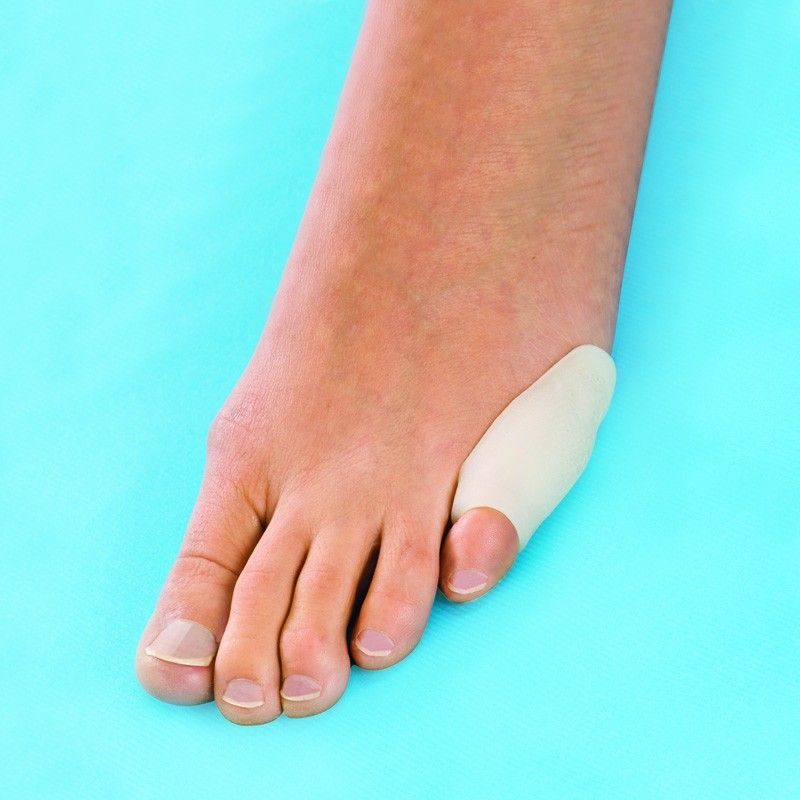 Bunion Protectors soft silicone shields to ease