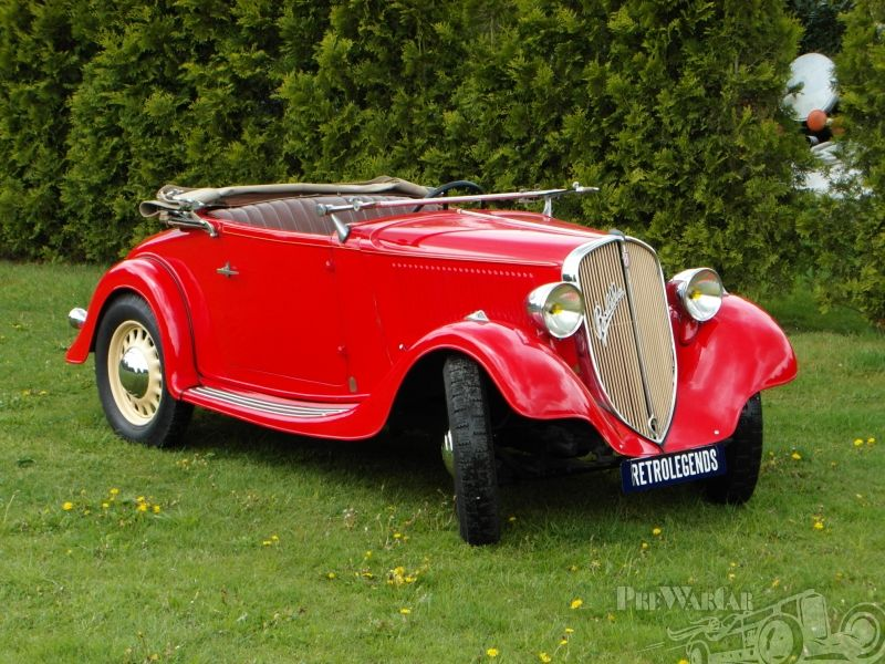 Fiat Balilla Roadster by Kelsch Roadster 1935 for sale