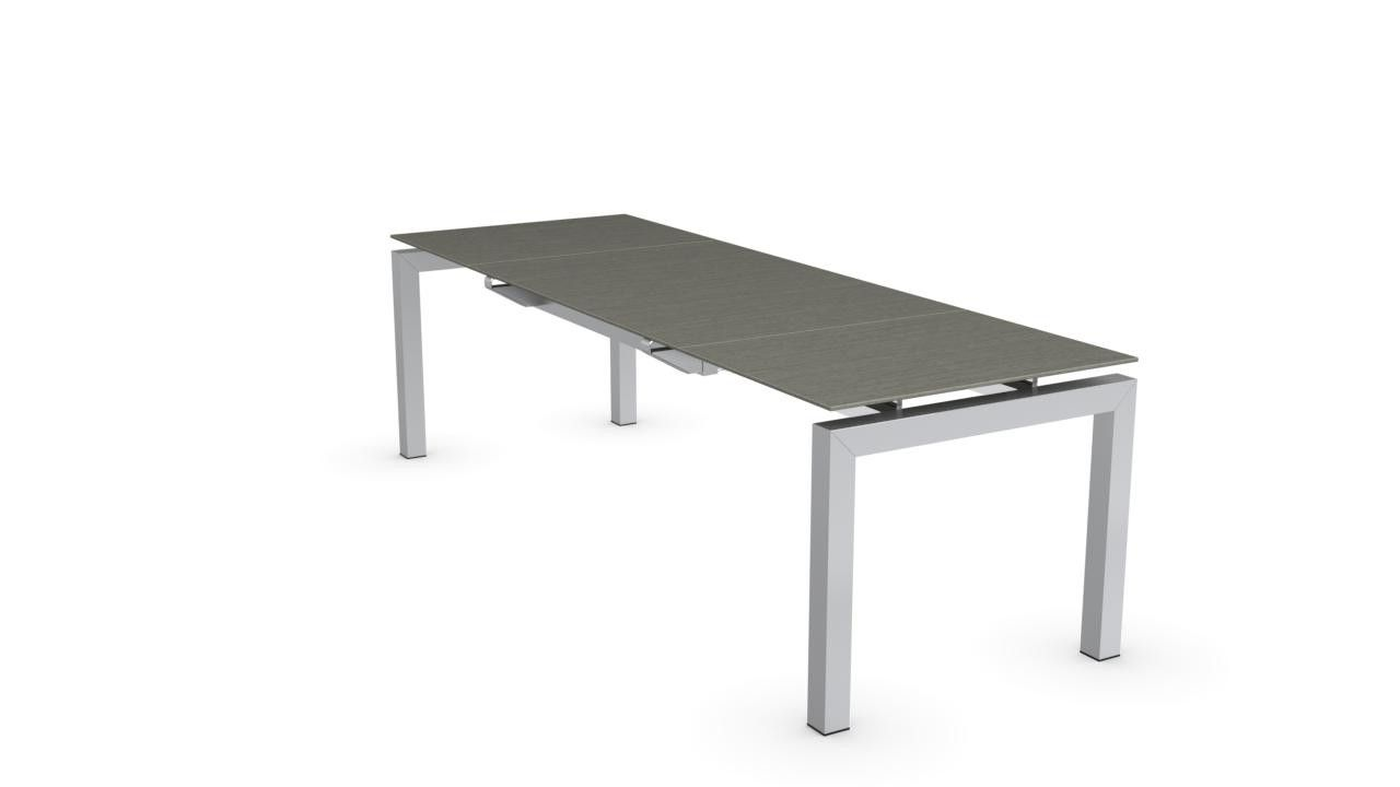 Calligaris Airport Rectangular Counter Height Extendable Dining Table Allmodern