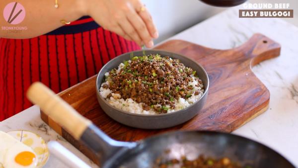 Ground Beef Bulgogi   Recipe   Ground beef bulgogi recipe ...