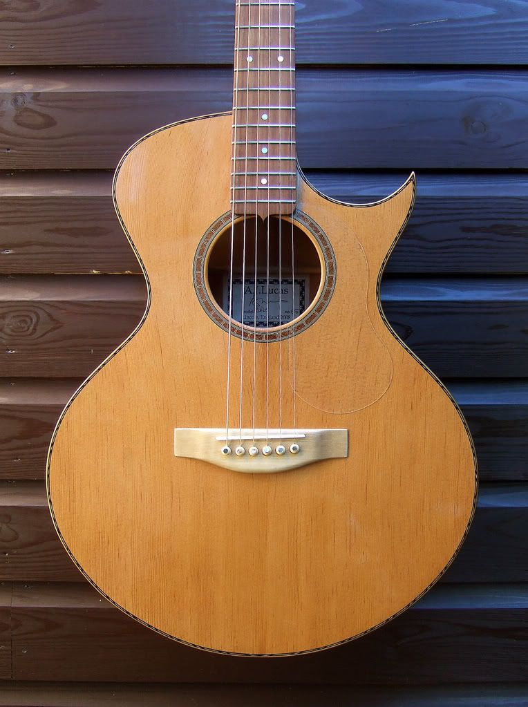 Fir As A Tone Wood Guitar Acoustic Acoustic Electric