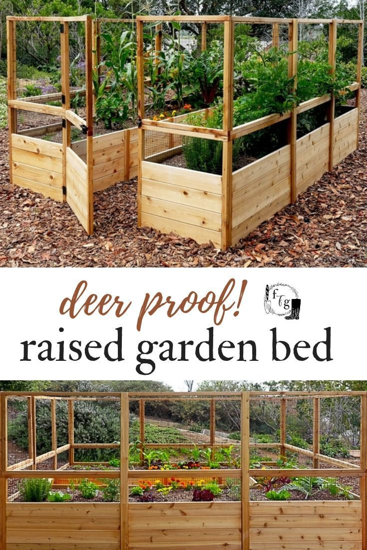 Stunning Vegetable Garden Ideas is part of Raised garden bed plans, Raised vegetable gardens, Vegetable garden beds, Garden beds, Food garden, Home vegetable garden - Beautiful vegetable garden ideas so you can create a stunning backyard  Productive vegetable garden beds and landscape garden ideas