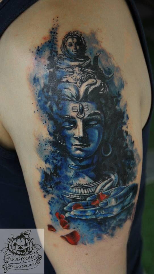 Pin by Deborah Fernandes on Shiva Tattoo | Pinterest | See ...