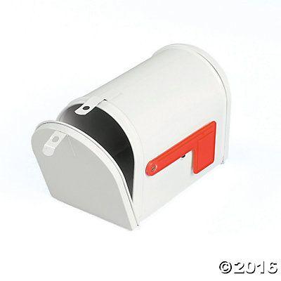 White Mailbox