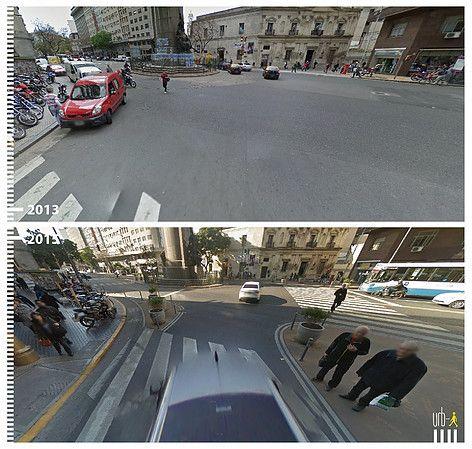 Galeria de Antes/Depois: Mil imagens de transformações urbanas a favor da mobilidade sustentável - 20