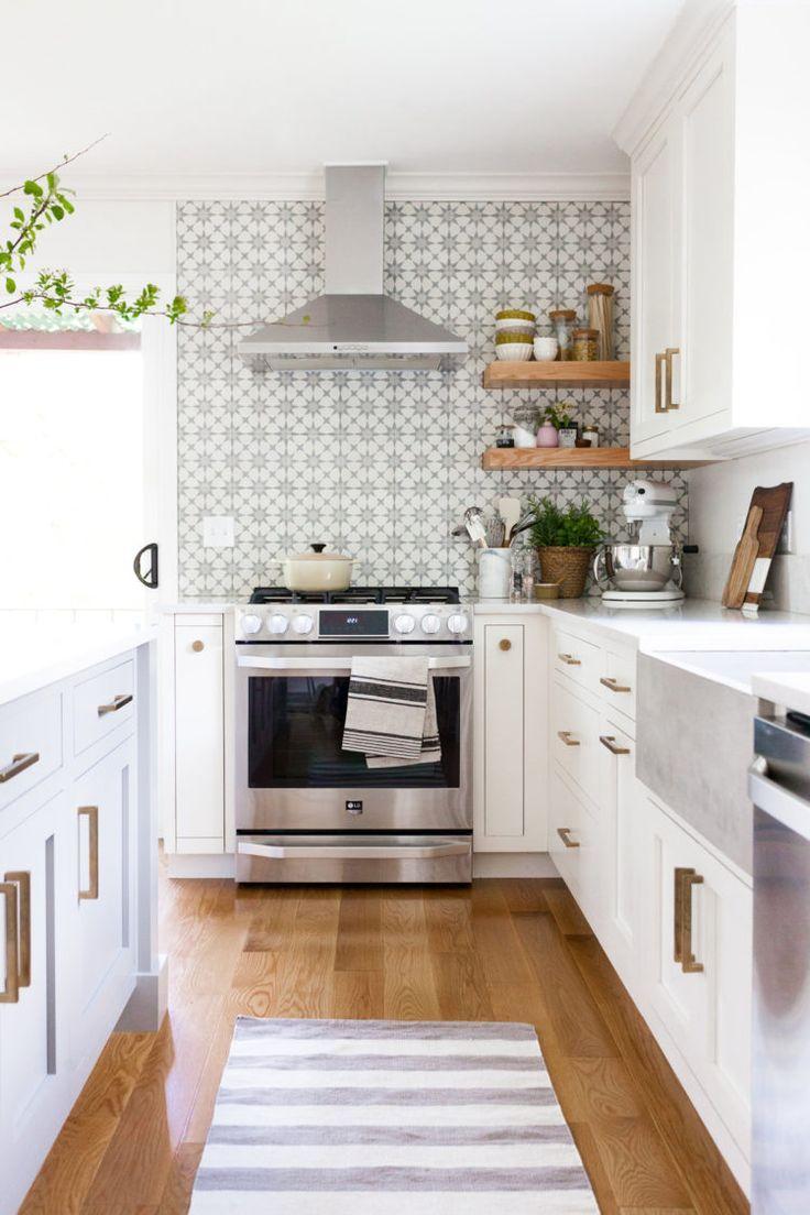 Küchenideen rustikal modern verliebt in alle details dieser frisch renovierten küche