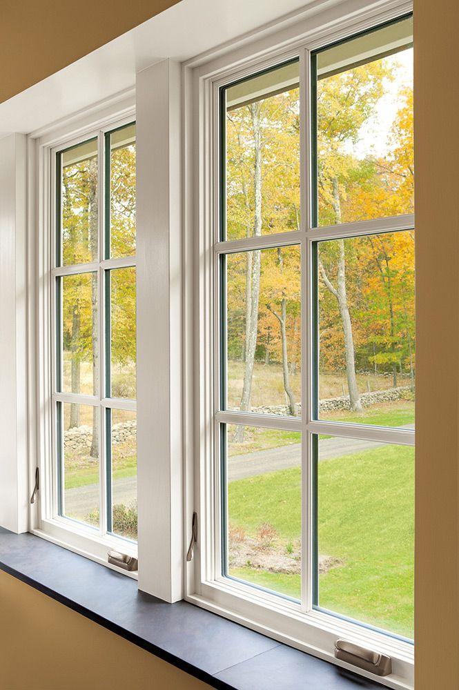 Net Zero Home Casement Window Detail Casement Windows Windows And Doors Marvin Windows And Doors