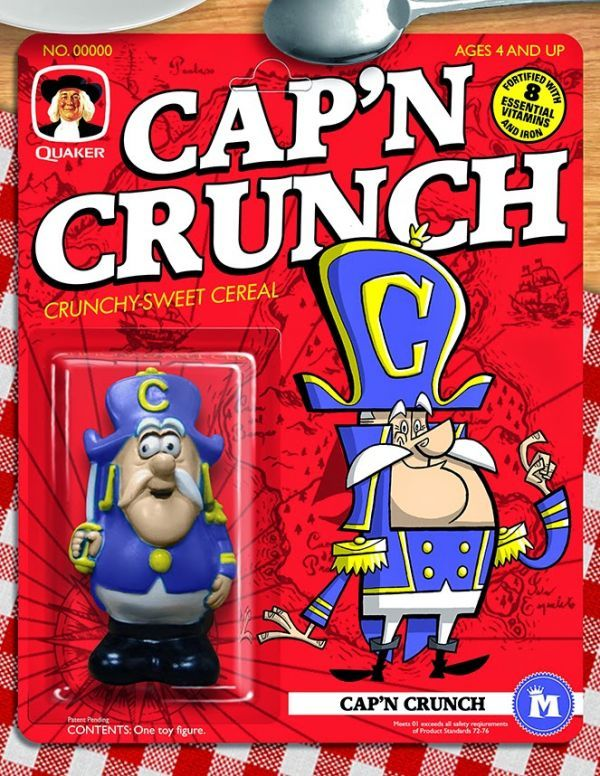 If Cereal Mascots Had Their Own Action Figures