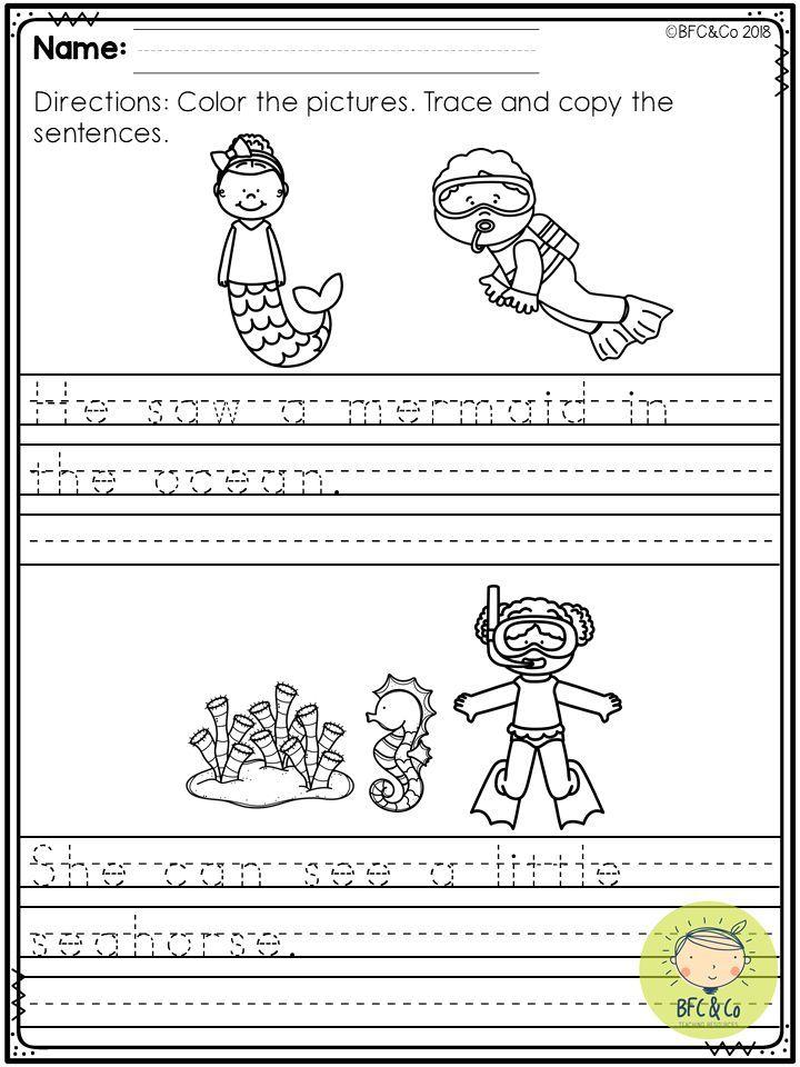 Kindergarten Read and Write Freebie | Best of Teachers Pay Teachers ...