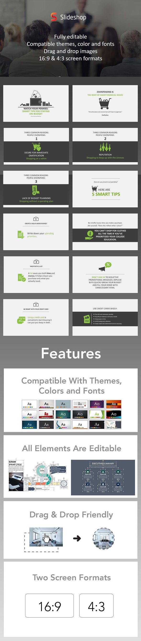 budget powerpoint templates presentation templates download