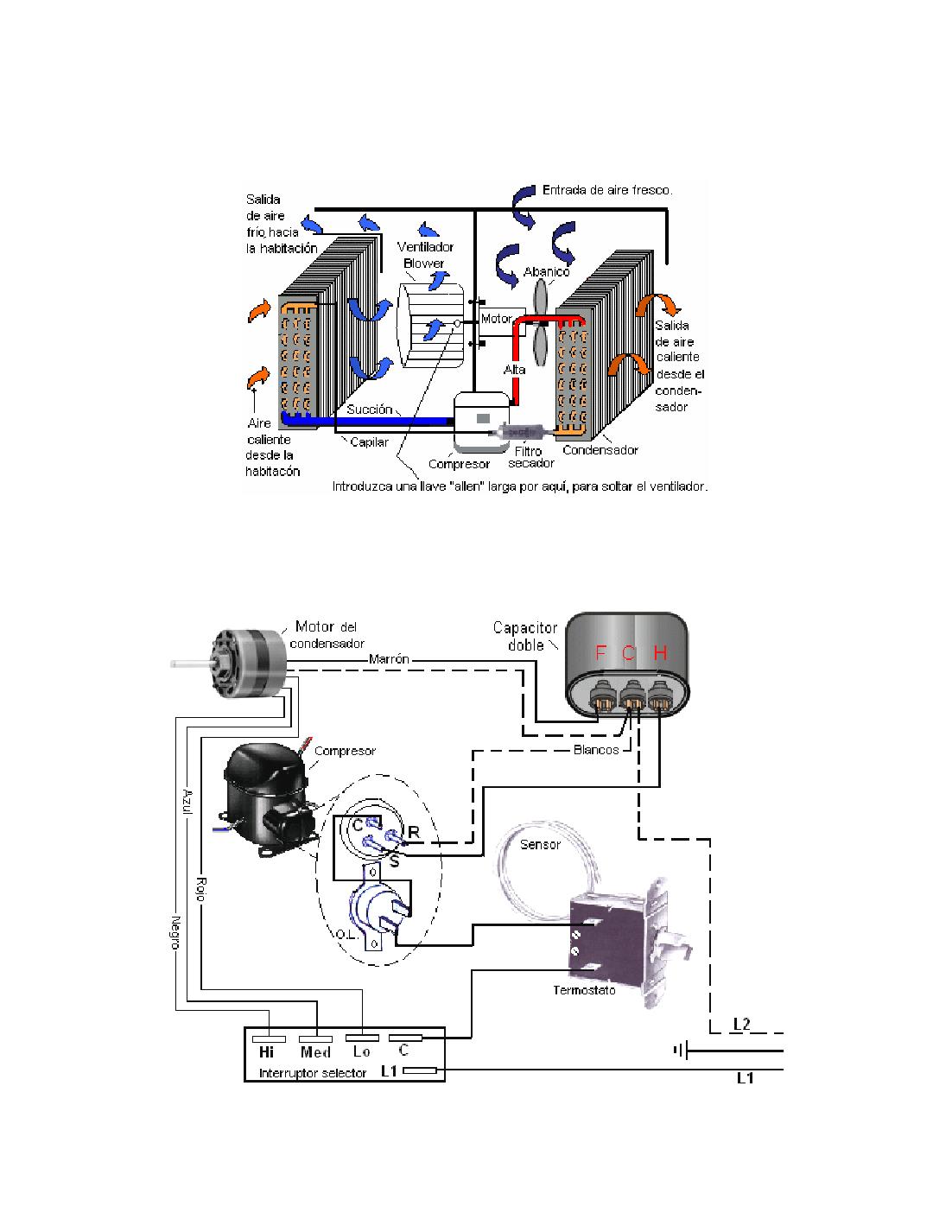 Copeland Compressor Run Capacitor Chart