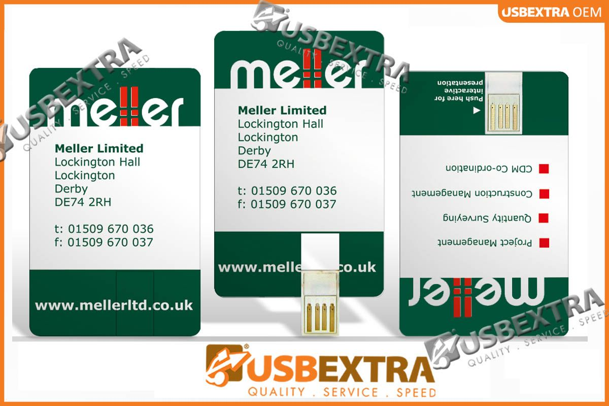 Adapted Digital Mock Up For The Meller Promotional Card Shaped