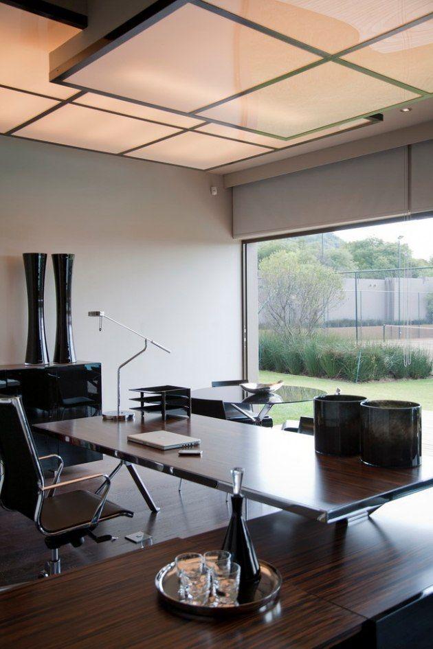 Aménagement Bureau À Domicile bureau à la maison: 57 idées d'organiser le travail à domicile