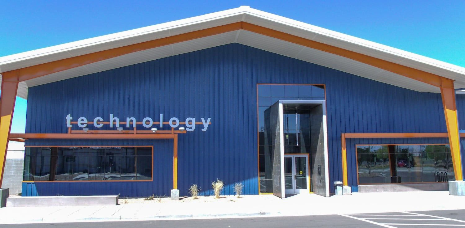 Northland Pioneer College Image Building Systems