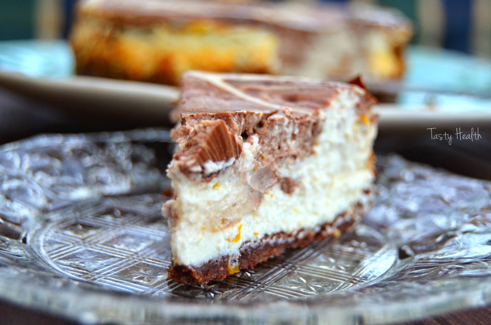 tasty health cheesecake