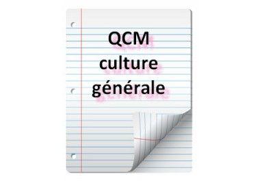 Qcm De Culture Generale Pour Les Concours De La Fonction Publique Culture Generale Qcm Culture Generale Livre Numerique