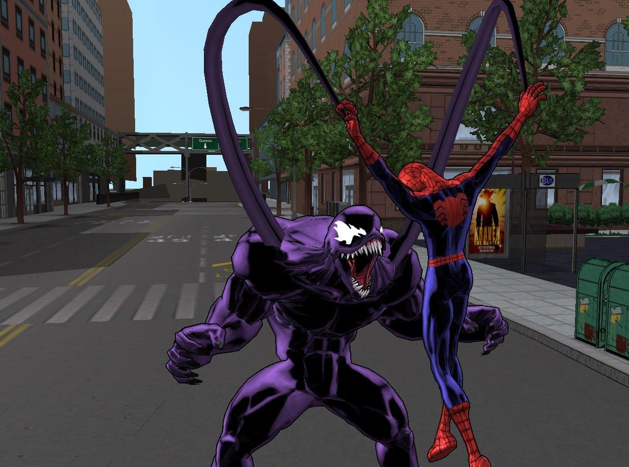 Ultimate SpiderMan Video Game (2005) Ultimate spiderman
