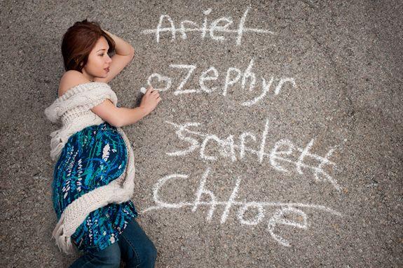 Fun twist on our chalk board concept.