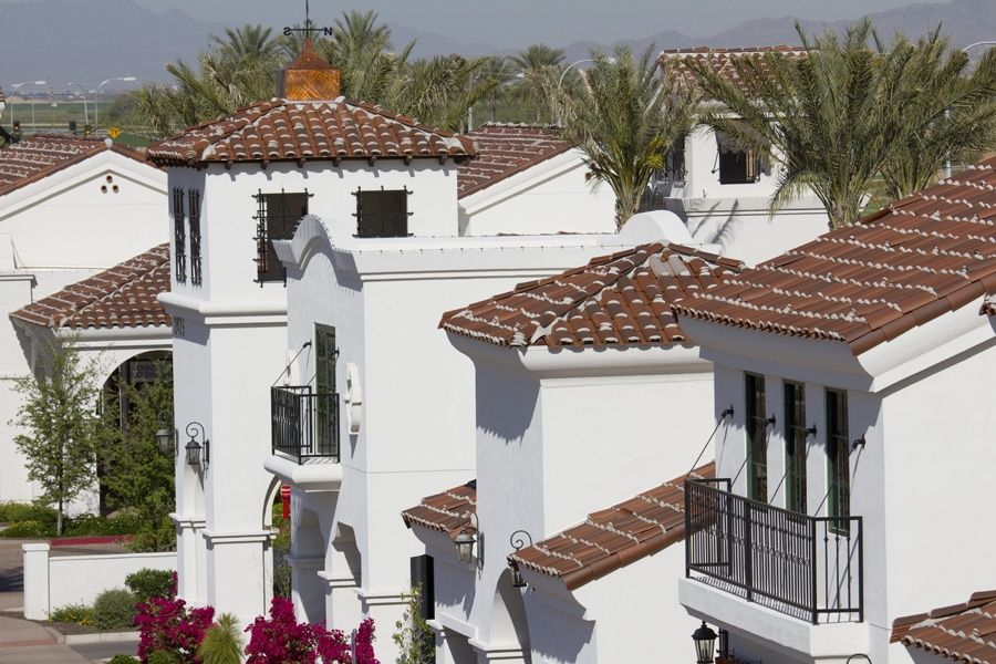 Us Tile By Boral Clay Roofs On A Hoa In California