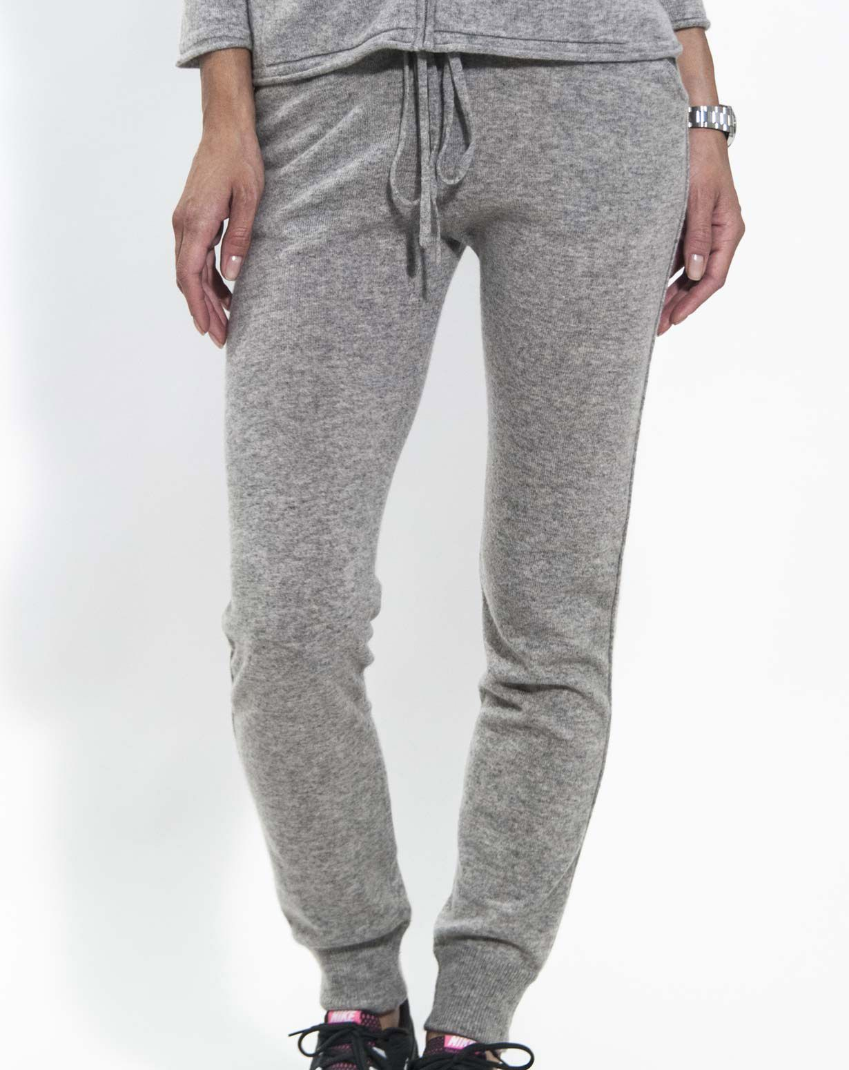 YES! Cashmere Sweatpants