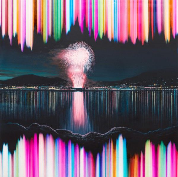 2013 Summer Collection inspired by Shane McAdams - Firework by #ShaneMcAdams #MatthewWilliamson