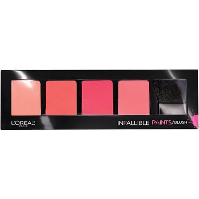 Infallible Paint Blush Palette by L'Oreal #12