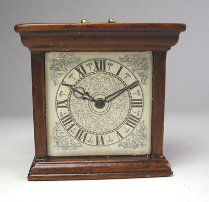 Ashley mantle clock