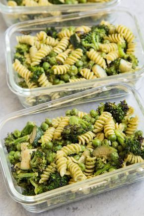 20 Vegetarian Meal-Prep Recipes to Make Once and Eat All Week images