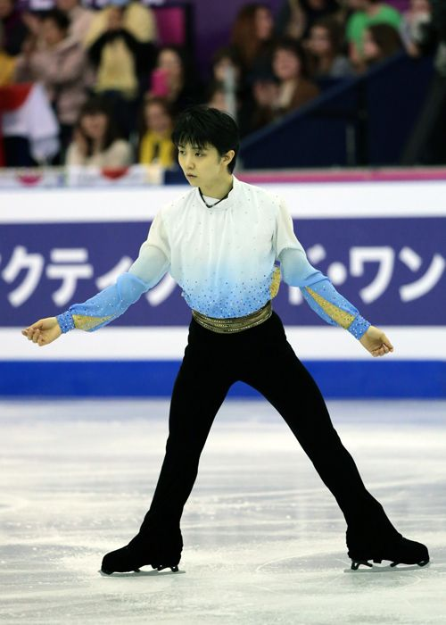 Photo Gallery - ISU Grand Prix Final Barcelona
