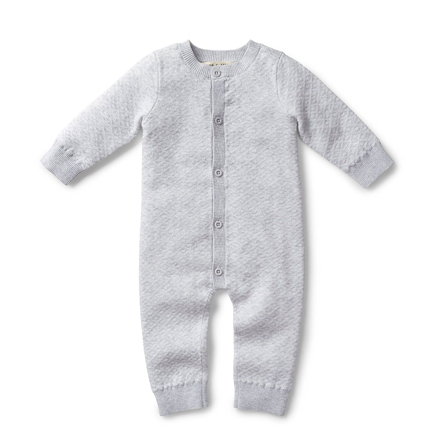 947cc6dc9ce5 Hope   Henry Layette Organic Ivory Romper Size 3-6 Months An ...