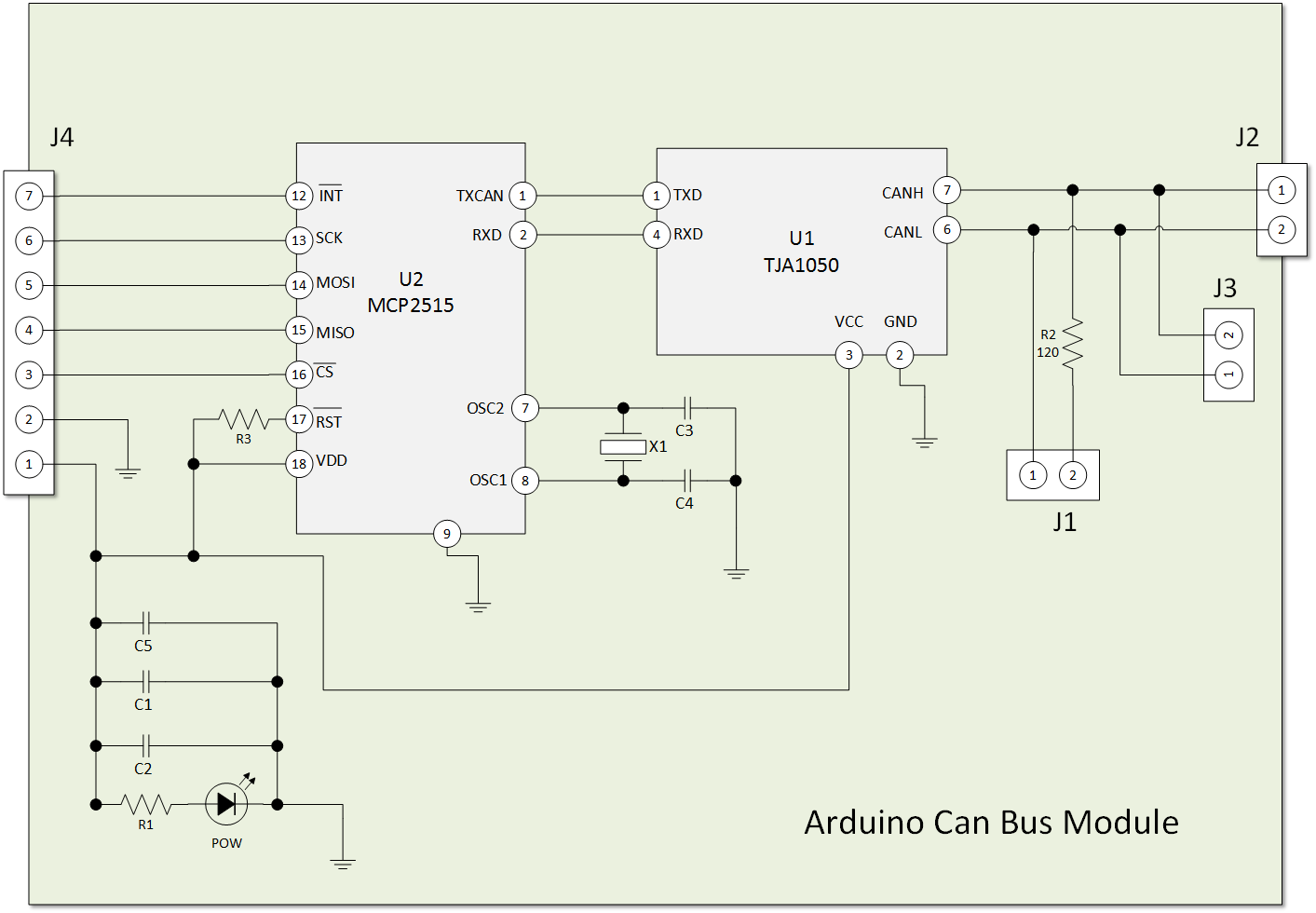 Further Electronic Breadboard Also Arduino Can Bus Wiring