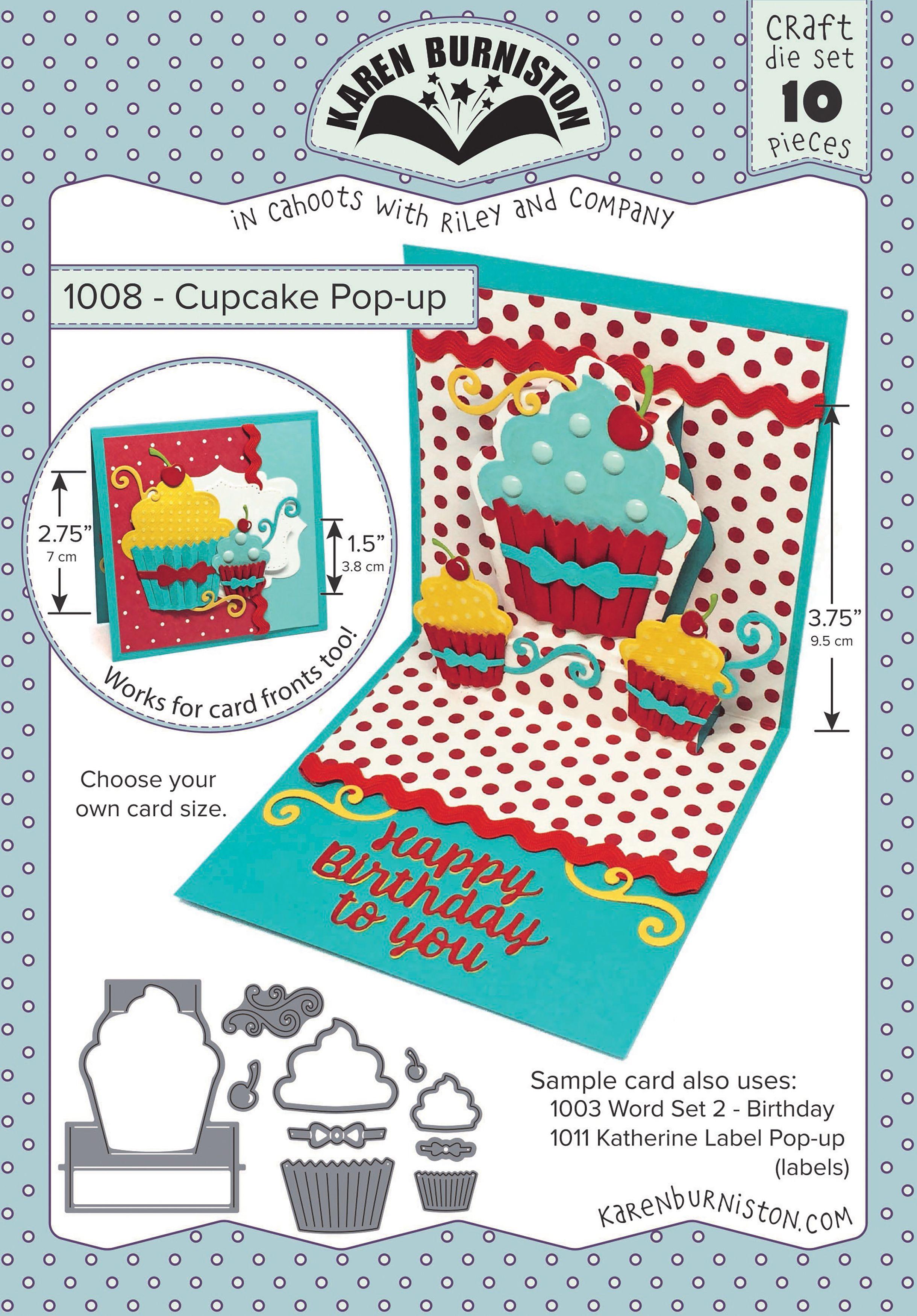 Kb riley karen burniston dies cupcake popup in 2021