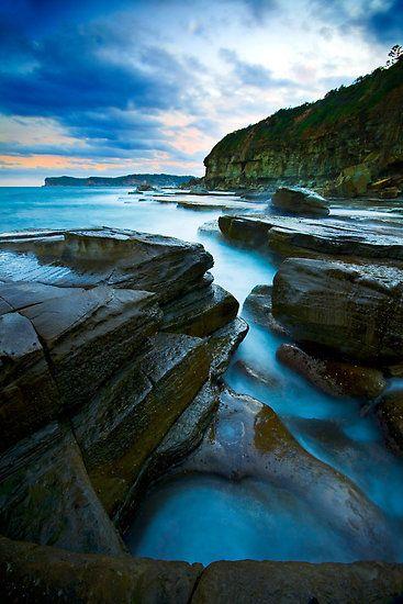 Central Coast Australia: Terrigal, NSW Australia By Sue Nueckel