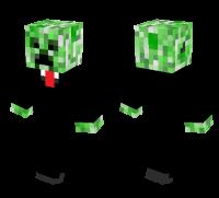 Mr Creeper Minecraft Skin Download Minecraft Skins Cool Creeper Minecraft Minecraft Skin